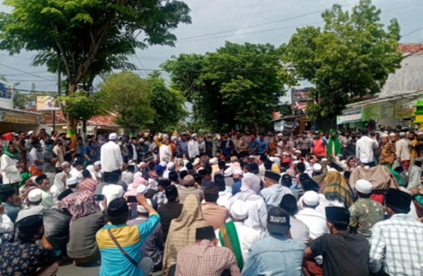About the Action in Pamekasan, Djoko Edhi: That is the aspiration of NU Madura