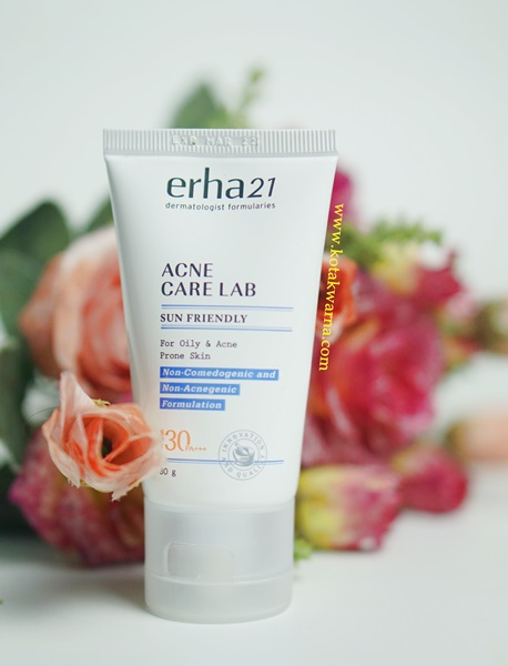 erha acne care sun friendly, erha sun friendly, erha 21 sunscreen