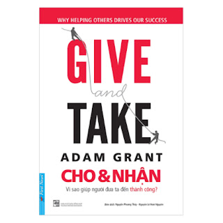 GIVE And TAKE - Cho & Nhận (Tái Bản) ebook PDF EPUB AWZ3 PRC MOBI