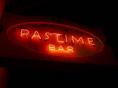 Fort Benton, neon, Montana, sign, bar
