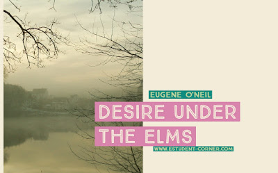 Desire under the elms Novel Theme, Significance ,technique of Characterisation Notes