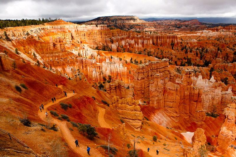 10 of the Most Colorful Places in the U.S.