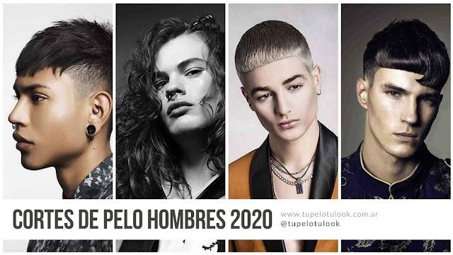 cortes de pelo 2020 hombres