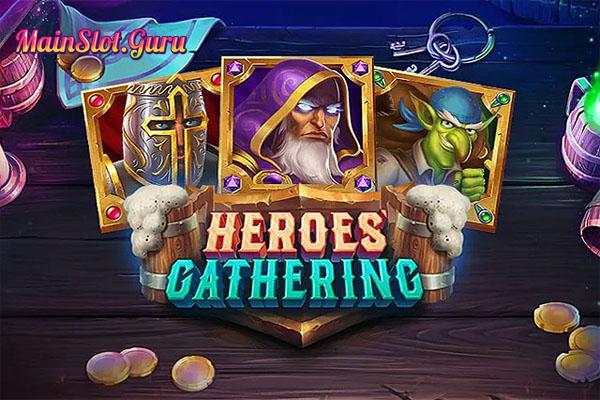 Main Gratis Slot Heroes Gathering Relax Gaming