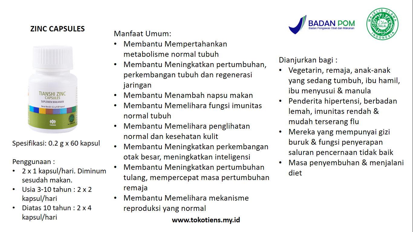 Jual Peninggi Badan Tiens Di Sukabumi Toko Paket Penggemuk 1 Zinc Spirulina Memiliki Kandungan Protein Nabati Yang Juga Bagus Dalam Meunjang Pertumbuhan Karena 4 Kapsul Saja Setara Dengan Kg Sayur Dan Buah