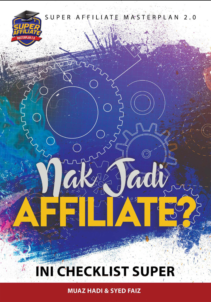 Check-list Super Affiliate