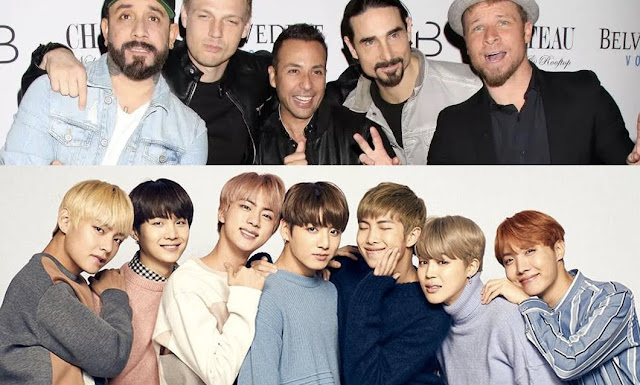 bts backstreet boys