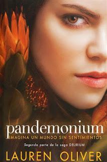 Pandemonium | Delirium #2 | Lauren Oliver