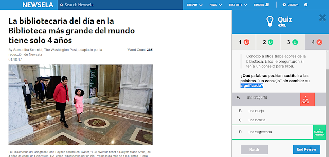 Educate to Liberate: News Made Simple for Kids with Newsela
