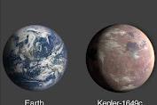 Planet Mirip Bumi Ukuran dan Temperaturnya Serupa