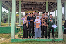 "Giska Thalia Juara 1 RANKING 1 di Sakinah, SMKN 1 XIII Koto Kampar: ""Selamat, Giska"""
