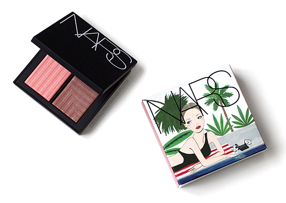 NARS Under Cover Summer Collection Dual Intensity Blush Liberation Review