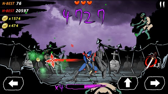 World Of Blade: Zombie Slasher Apk Free on Android Game Download