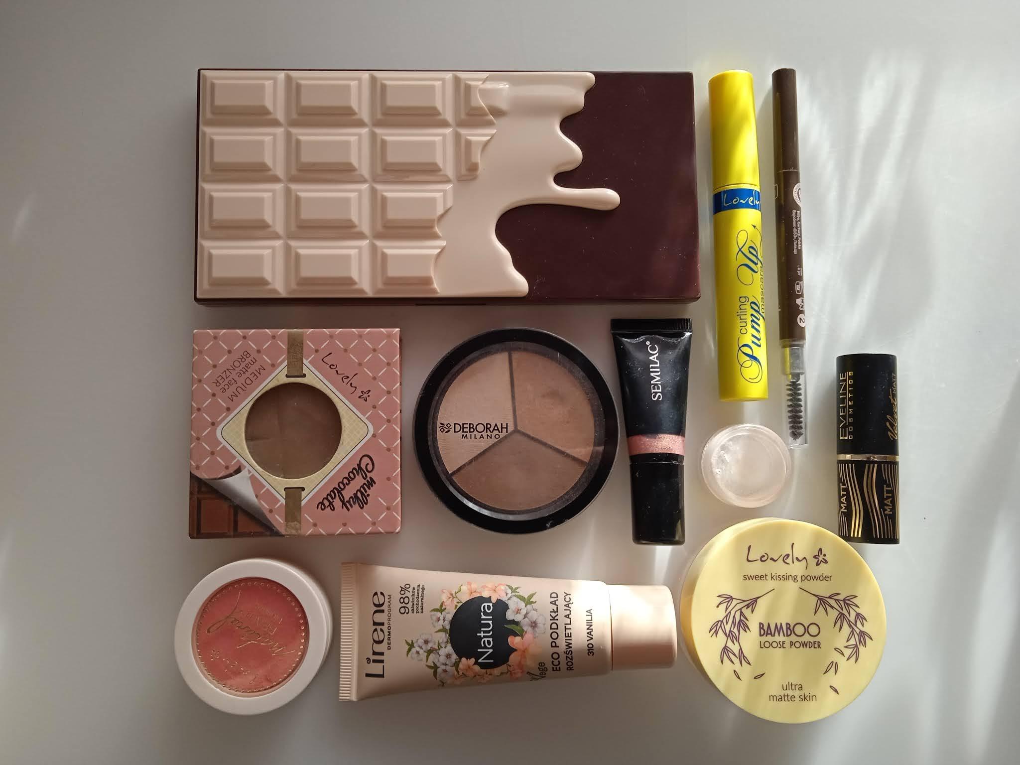 wyzwanie makijaż przez 30 dni