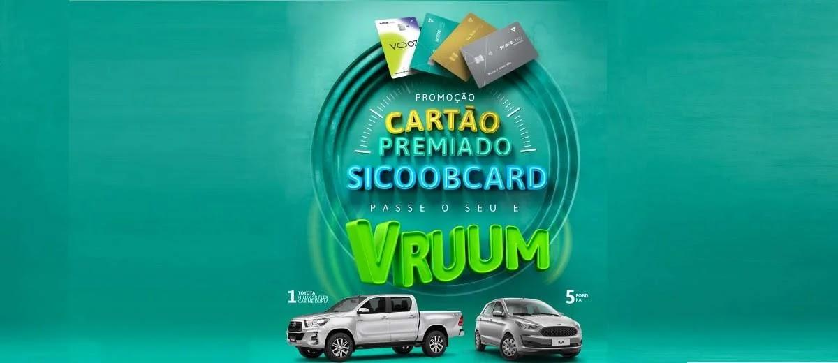 Promoção Sicoobcard 2020 Cartão Premiado Carros 0KM