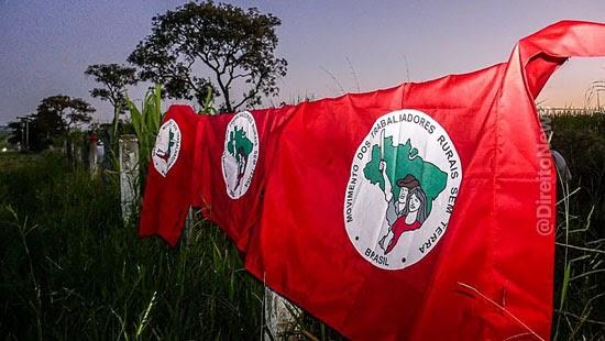 fazendeiros indenizar mst expulsos terra jaguncos