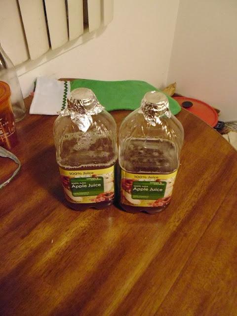 Starters for hard cider 2