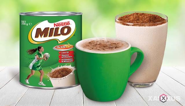 15 Khasiat dan Manfaat Susu Milo Untuk Kesehatan Tubuh