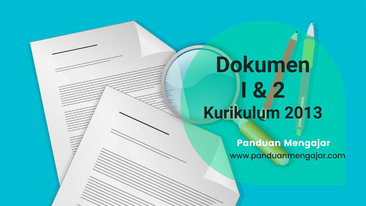 dokumen kurikulum sd terbaru