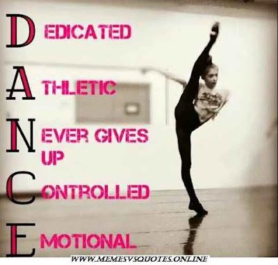 Dance full form