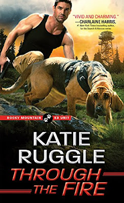 Book Review: Through the Fire, by Katie Ruggle, 3 stars
