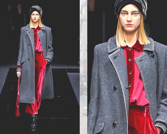 Giorgio Armani показ моды Pre-Fall 2020 5