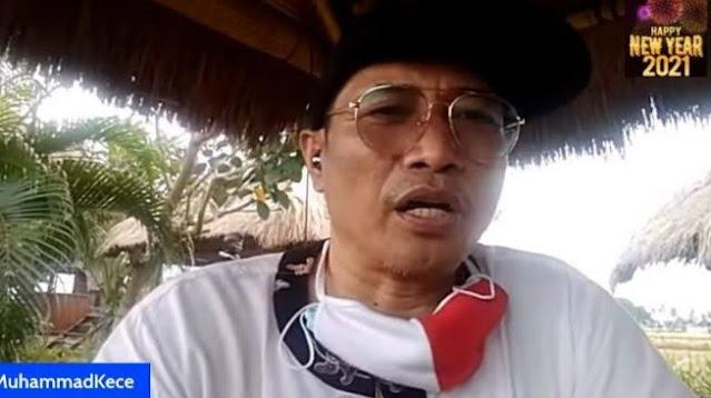 Resmi Jadi Tersangka, Youtuber Muhammad Kece Langsung Ditahan di Rutan Bareskrim