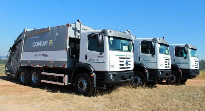 LOGA investe em frota de caminhões com transmissões totalmente automáticas Allison