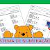 PINTANDO E REGISTRANDO O NÚMERO INDICADO - 1º ANO/ 2º ANO