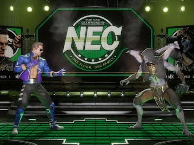 Mortal Kombat 11 - NEC 2019
