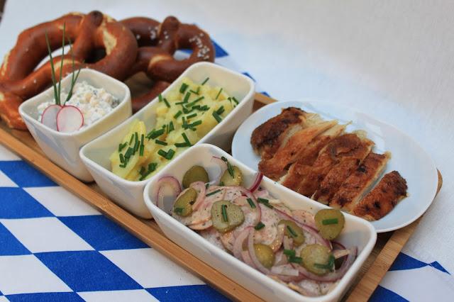 Oktoberfest: Brotzeitbrettl