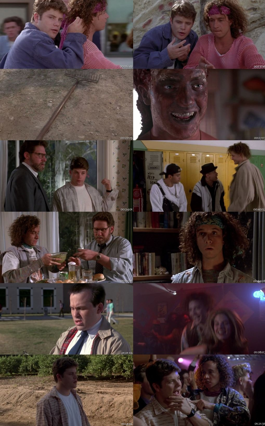 Encino Man 1992 HDRip 720p Dual Audio