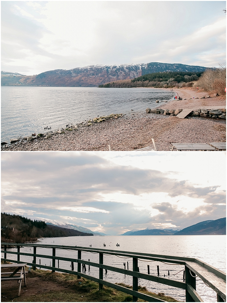 scotland highlands loch ness wedding
