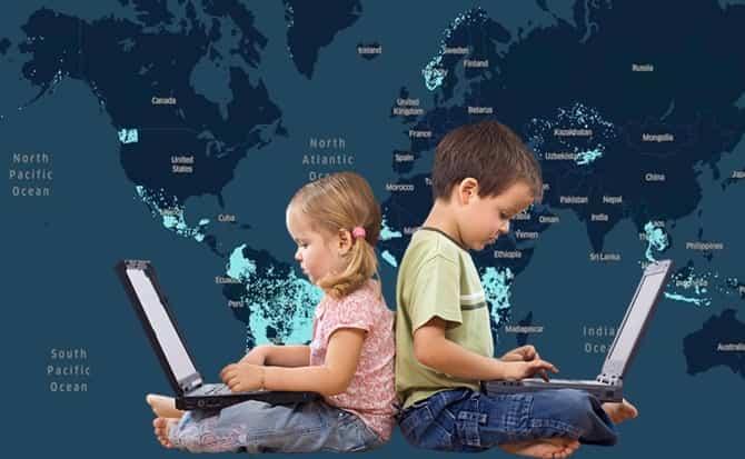 tecnología, internet,