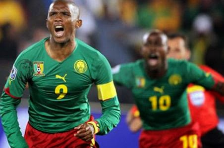 Watch Cameroon live online. World Cup Brazil 2014 games free streaming. Best websites for football matches without signing up