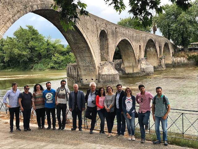 Ήπειρος: Ολοκληρώθηκε η επίσκεψη ομάδας Πορτογάλων στο Εθνικό Πάρκο Τζουμέρκων