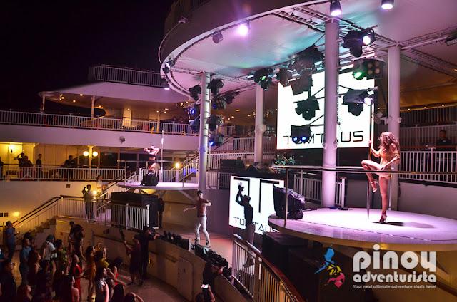 DJ TOM TAUS LABOR DAY PARTY CRUISE AT SUPERSTAR VIRGO
