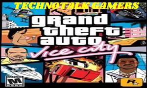 GTA Vice City Highly Compressed Download For PC (240 MB)