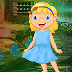 Games4King Chirpy Girl Rescue