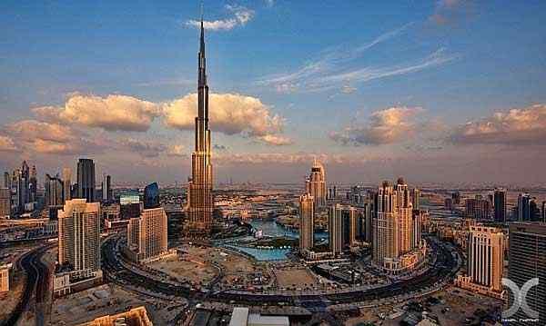 Menara Burj Khalifa
