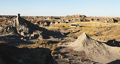 Dinosaur Provincial Park Alberta Photography