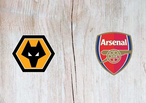 Wolverhampton Wanderers vs Arsenal -Highlights 04 July 2020