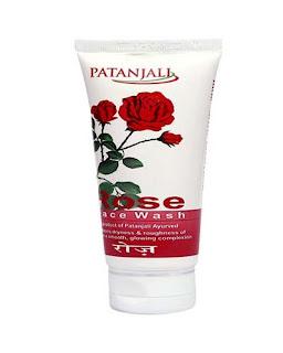 PATANJALI-ROSE-FACE-WASH