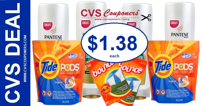 Tide-Pantene-Bounce-CVS-Deal-5-12-518