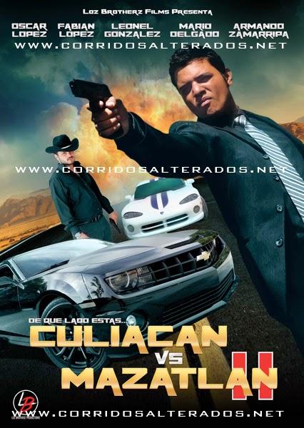 Culiacan Vs Mazatlan 2 La Pelicula Completa (2014)