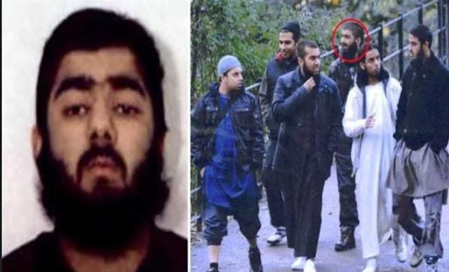 الإرهابي الذي حول جسر لندن إلى حفلة قتل بالسكاكين