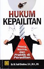 ajibayustore  Judul Buku : HUKUM KEPAILITAN Pengarang : Dr. M. Hadi Shubhan, S.h., M.H., CN Penerbit : Kencana