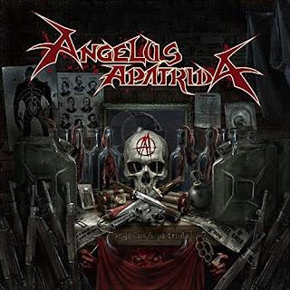 Ο ομότιτλος δίσκος των Angelus Apatrida