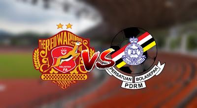Live Streaming Kelantan vs PDRM FA Friendly Match 14.2.2020