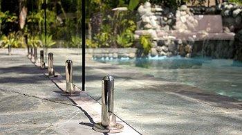 Frameless Glass Pool Fences new york